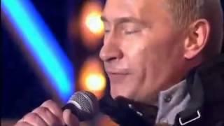 Уникальная калинка от Путина и Медведева!