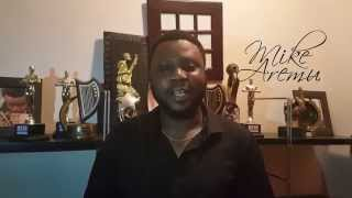 MIKE AREMU ENDORSES JERRY OMOLE SAXOPHONE WORKSHOP