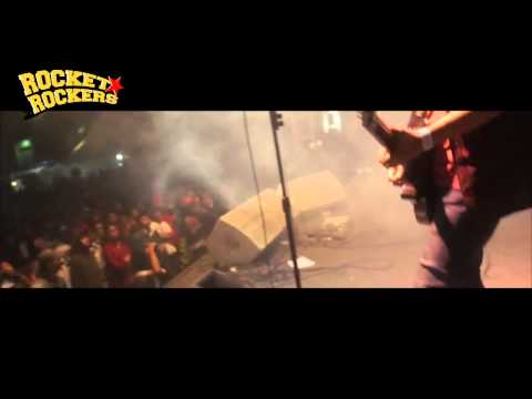 Rocket Rockers - Dia (Live at #WeAreNotFansWeAreFamily4 Mari Berdanska)