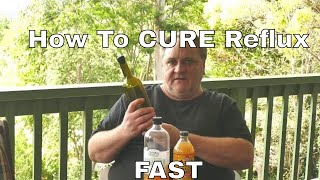 Reflux CURE | Apple Cider Vinegar