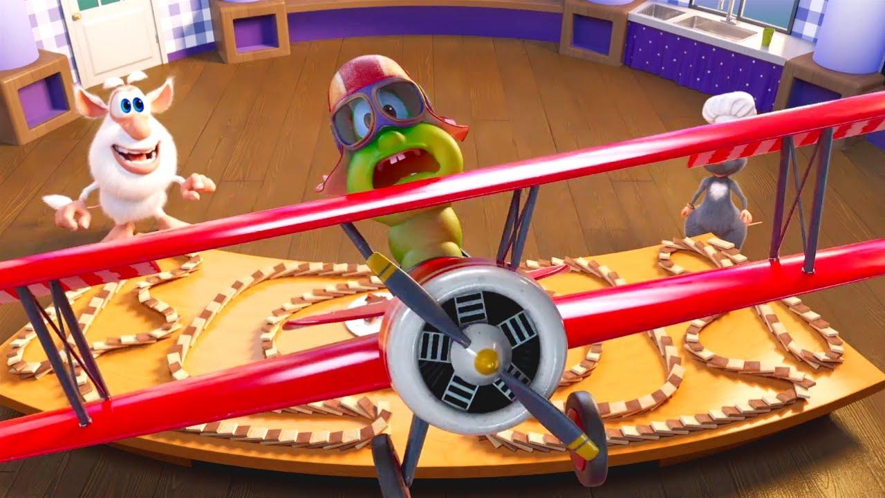Буба - Шеф повар! ✈️? Летающие вафли ? ✈️  Kedoo мультики для детей