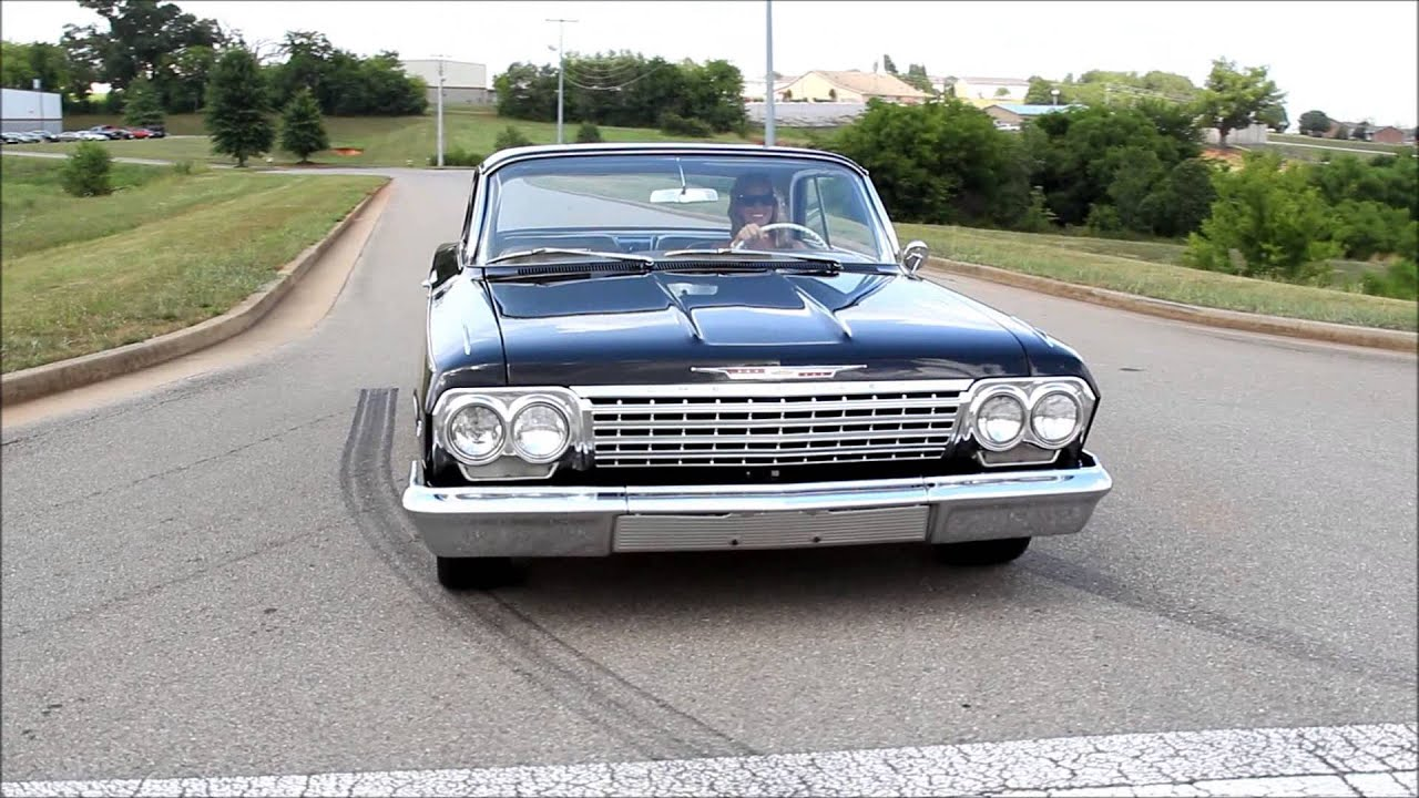 1962 Chevy Impala SS 4WPDB - YouTube