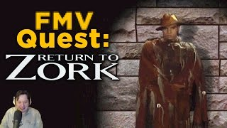 Justin Plays Return to Zork — FMV QUEST, Episode 1