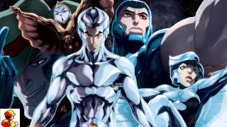 Silverhawks | Main Theme | Trap Beat | Wings of Silver