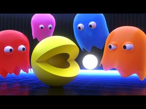 Pacman Vs Ghosts