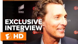 Matthew McConaughey Loves Giving Nicknames | 'White Boy Rick' Interview | Fandango All Access