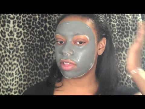 Step 1 in my new skincare routine! | Exquisite Earth Elements Cleansing Mask