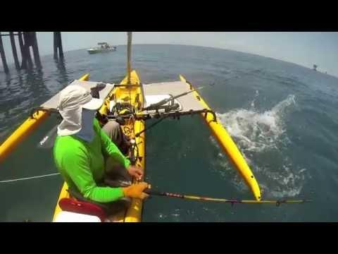 Hobie Kayak Fishing, Corpus Christi Oil Rigs.