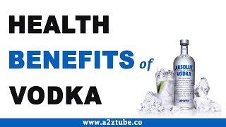 Health Benefits of Vodka
