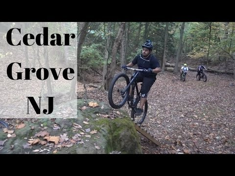 MTB| Local Trails, Cedar Grove NJ | Part 1