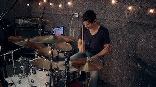 Michael Jackson cover (medley) - David Cannava drum cover