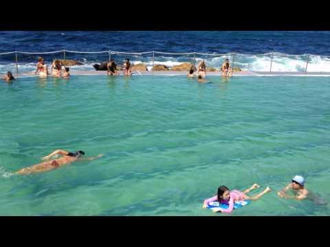 Bronte Baths, Bronte Beach, Sydney