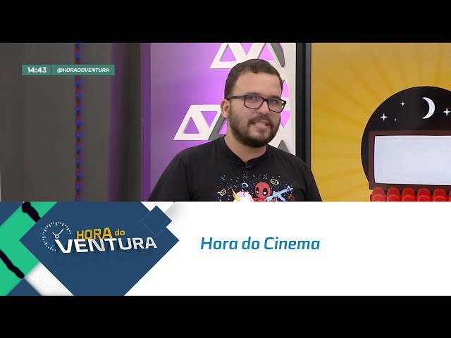Hora do Cinema: David conta tudo sobre as estreias da telona - Bloco 02