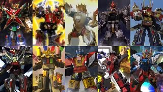 Super Sentai Ultimate Robo Combination (GaoIcarus - King KishiRyuOh)