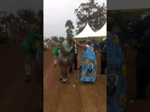 Isidore Nkong à Bameka