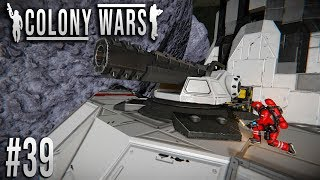 Space Engineers - Colony WARS! - Ep #39 - NEW Weapons!