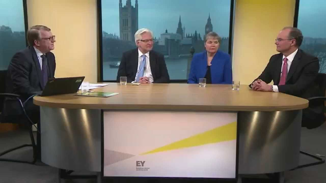 EY: Risk culture at the forefront of banking   Video