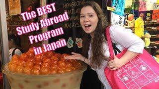The Best Study Abroad Program In Japan 日本への留学でイチオシのプログラムは京都にあり!