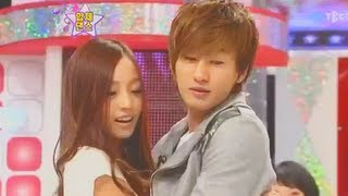 Koo Hara(kara) ? Eunhyuk(super junior) couple~one love story MP3