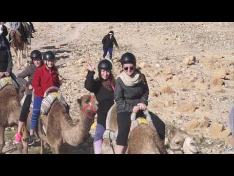 Birthright Israel Winter 2017 University of Delaware Hillel
