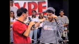 Mamonas Assassinas- Primeira participação no Programa Livre (1995)