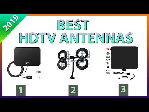 ✅ Best HDTV Antennas 2018 ⭐⭐⭐⭐⭐