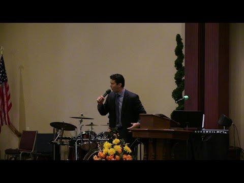 Bro. Nathaniel A Urshan II- Moriah Apostolic Church