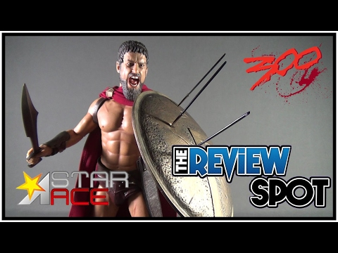 Collectible Spot - Star Ace 300 King Leonidas Sixth Scale Figure