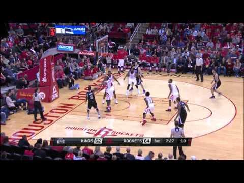 Sacramento Kings vs Houston Rockets | December 5, 2015 | NBA 2015-16 Season
