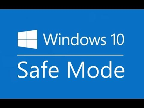 how to get into safe mode windows 10 dell