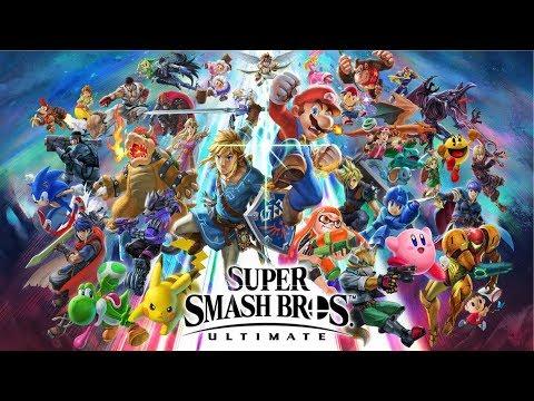 Super Smash Bros. Ultimate #23 & New Super Mario Bros. U Deluxe #3