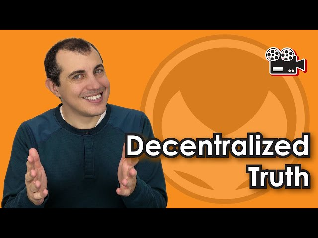 Andreas M. Antonopoulos | Decentralized Truth