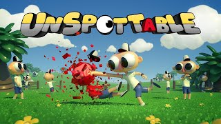 Unspottable | Official Gameplay Demo Trailer (2020)