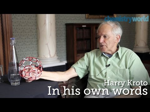 Harry Kroto: in his own words