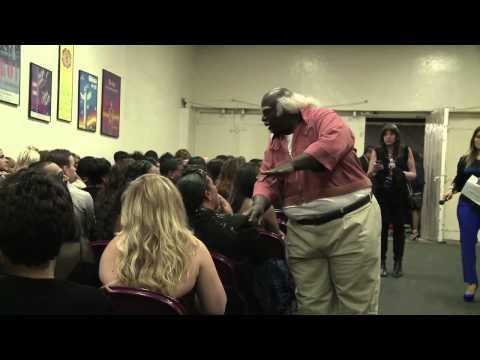 Uncle Ruckus crashes NAACP Awards Broadband