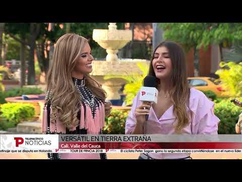 Bellas y talentosas con Eliven Alvis Castaño  | Telepacífico Noticias thumbnail