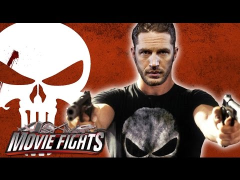 Who Should Play the Punisher? - MOVIE FIGHTS!