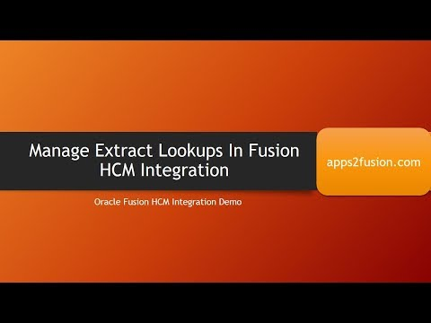 Apps2Fusion - Oracle Training Experts | LinkedIn