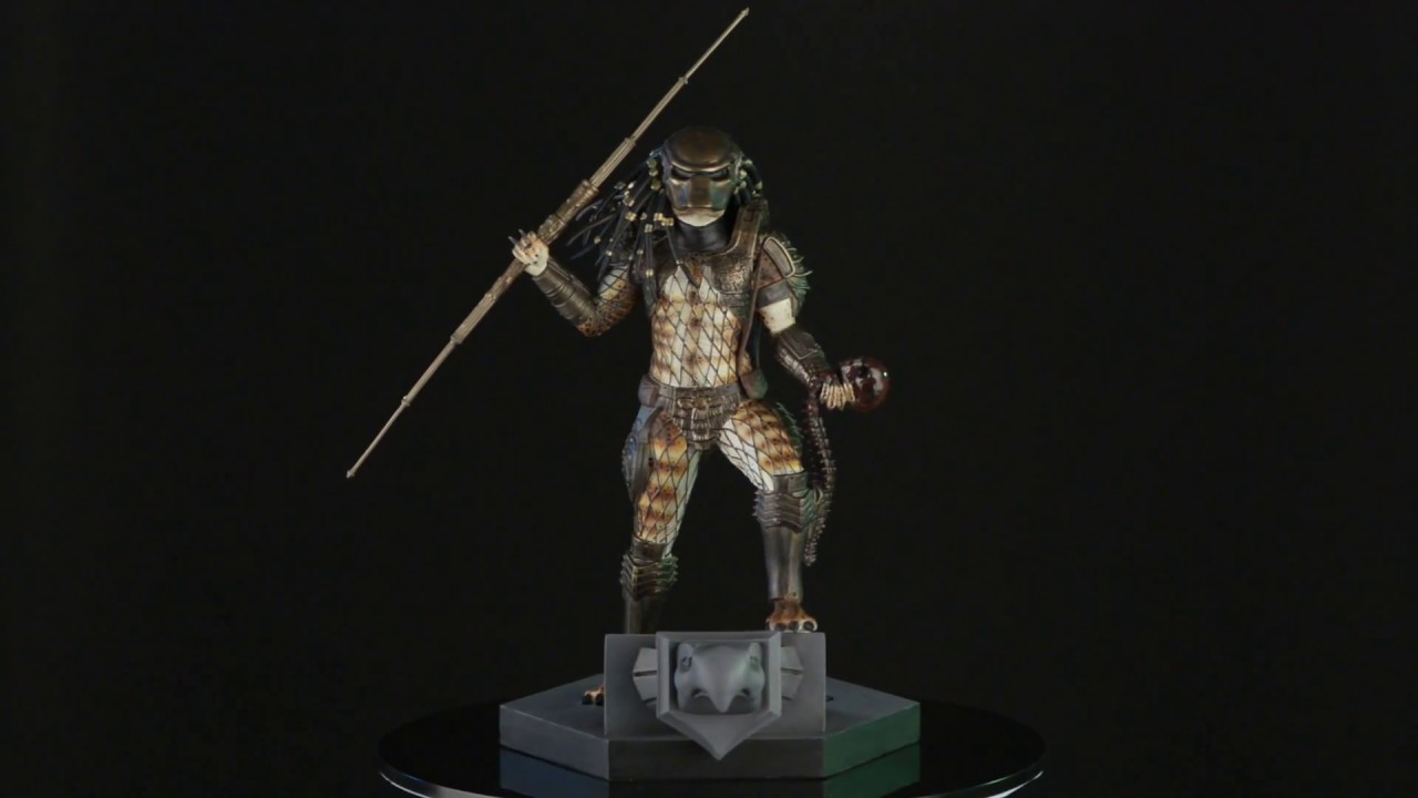 MEGA City Hunter Predator Figurine Mega Special 4 Predator 2