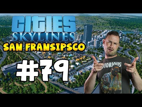 Sips Plays Cities Skylines (16/5/2018) #79 - I'll Never Shave Again