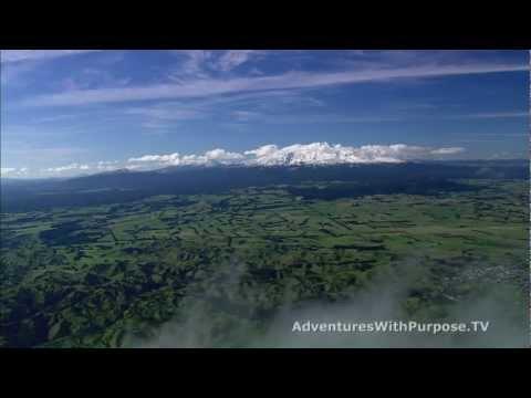 HD TRAVEL: New ZealandRichard Bangs Adventures with Purpose