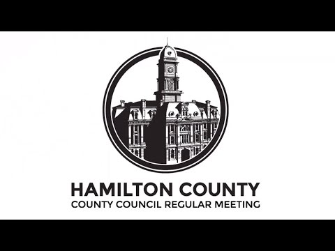Hamilton County Council Meeting Dec 7, 2016