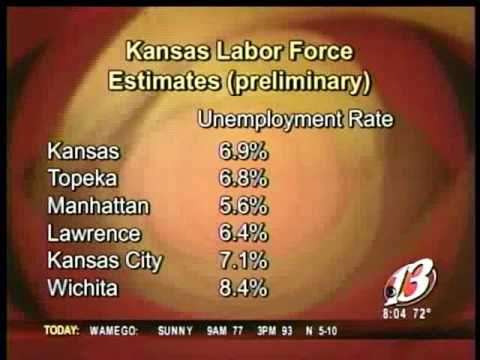 Kansas Unemployment Rate