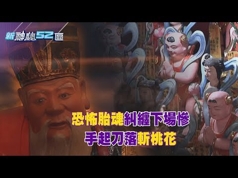 【精華版】2019.01.27 恐怖胎魂糾纏下場慘/手起刀落斬桃花 新神秘52區