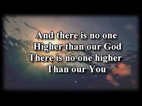 No One Higher - Aaron Shust - Worship Video with lyrics