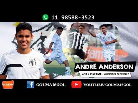André Anderson Pomilio Lima da Silva - Meia / Atacante - www.golmaisgol.com.br - BERTOLUCCI