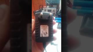 Banggood LUSTREON transformer sold as 12v 2A is not even 0.5A