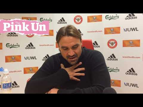 Norwich City head coach Daniel Farke on Brentford League Cup win