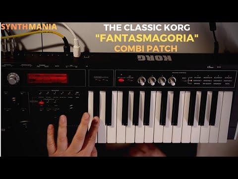 The classic Korg ''Fantasmagoria'' patch