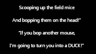 Little Bunny Foo Foo (with Lyrics)